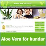 Aloe Vera för djur